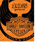 Milwaukee Advertising Agency, Third Person, creates the Harley-Davidson 105th Celebration Guide