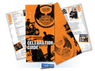 Harley-Davidson 105th Celebration Guide created by Milwaukee Ad Agency