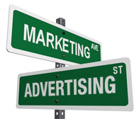 Milwaukee marketing firm, Third Person, explains how marketing and advertising are not the same